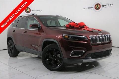 2019 Jeep Cherokee for sale at INDY'S UNLIMITED MOTORS - UNLIMITED MOTORS in Westfield IN