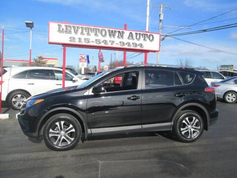 2018 Toyota RAV4 for sale at Levittown Auto in Levittown PA