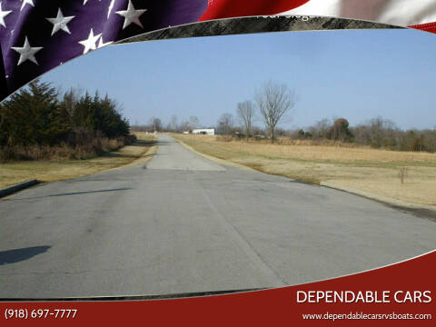 1901 *29 ACRES -IN TOWN OF MANNFORD **********SAFE AREA*********** for sale at DEPENDABLE CARS in Mannford OK