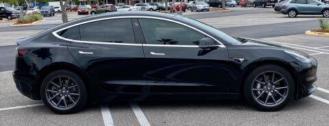 2019 Tesla Model 3 for sale at Limo World Inc. in Seminole FL