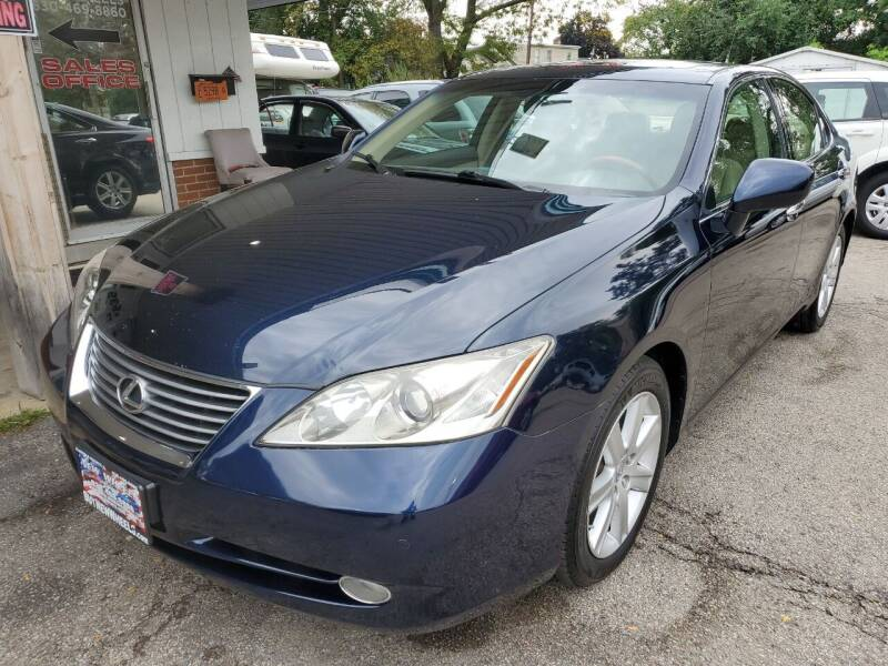2007 Lexus ES 350 for sale at New Wheels in Glendale Heights IL