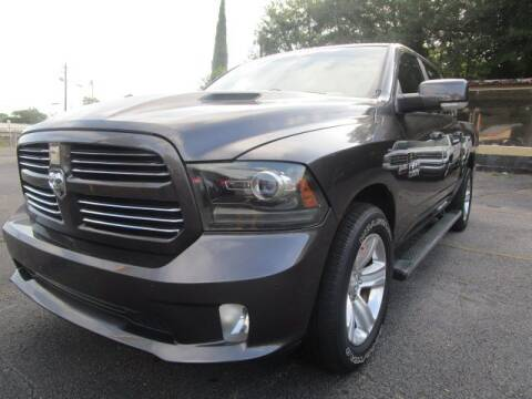 2014 RAM Ram Pickup 1500 for sale at Lewis Page Auto Brokers in Gainesville GA