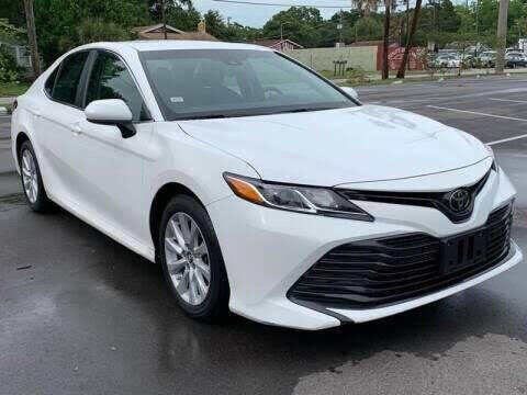 2018 Toyota Camry for sale at Consumer Auto Credit in Tampa FL