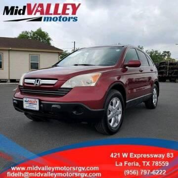 2007 Honda CR-V for sale at Mid Valley Motors in La Feria TX