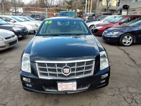 2008 Cadillac STS for sale at Six Brothers Auto Sales in Youngstown OH