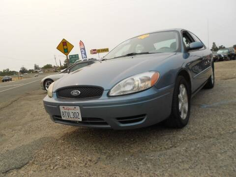 2006 Ford Taurus for sale at Mountain Auto in Jackson CA