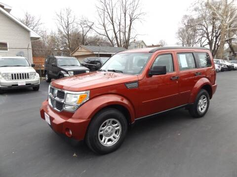 2011 Dodge Nitro for sale at Goodman Auto Sales in Lima OH