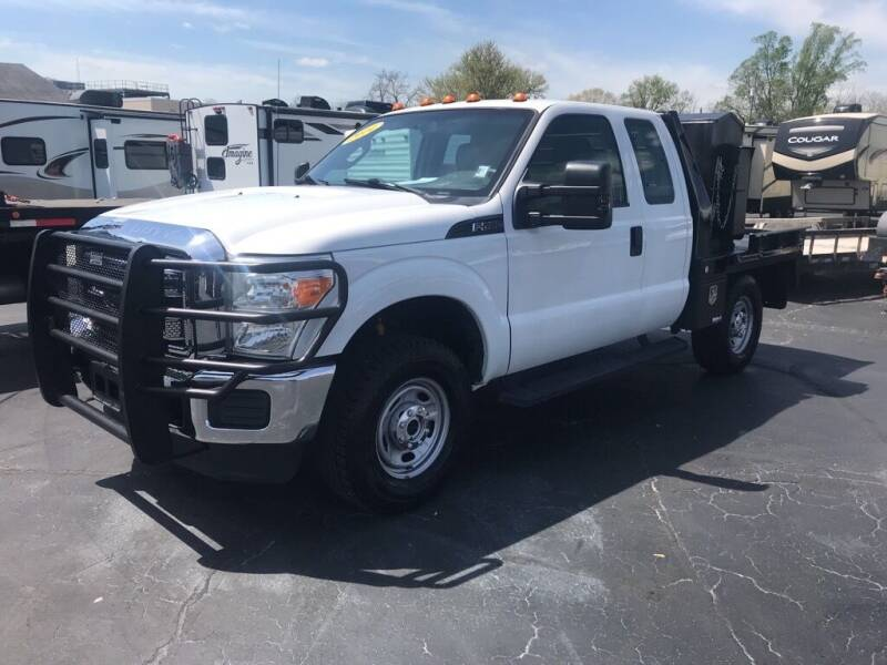 2014 Ford F-250 Super Duty for sale at Blue Bird Motors in Crossville TN