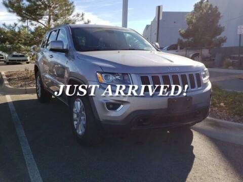 2016 Jeep Grand Cherokee for sale at EMPIRE LAKEWOOD NISSAN in Lakewood CO