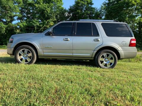 2008 Ford Expedition for sale at Tennessee Valley Wholesale Autos LLC in Huntsville AL