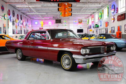 1962 Pontiac Bonneville for sale at Classics and Beyond Auto Gallery in Wayne MI