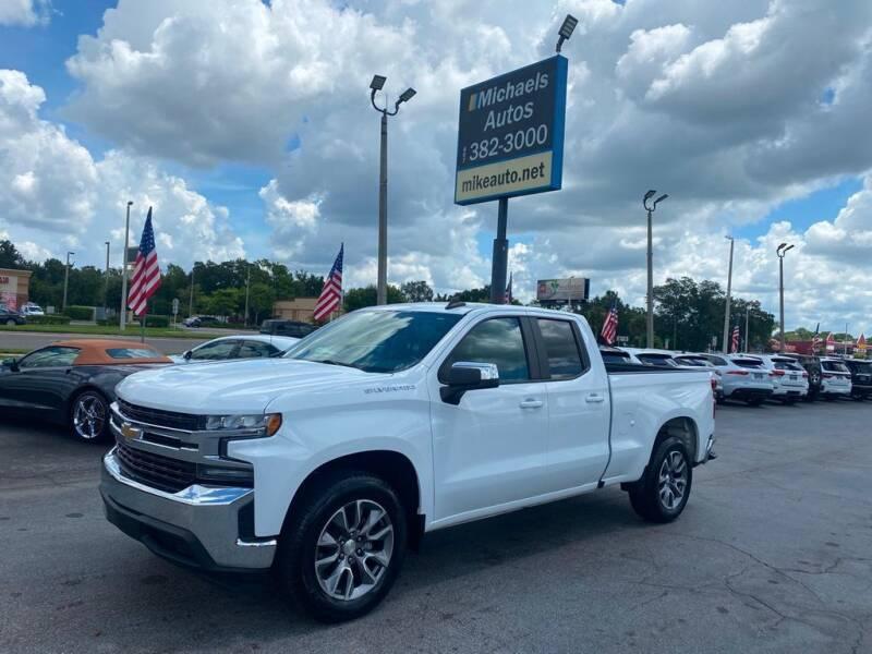 2020 Chevrolet Silverado 1500 for sale at Michaels Autos in Orlando FL