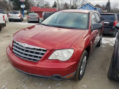 2007 Chrysler Pacifica for sale at D & D All American Auto Sales in Mt Clemens MI