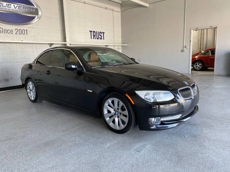 2011 BMW 3 Series for sale at TANQUE VERDE MOTORS in Tucson AZ