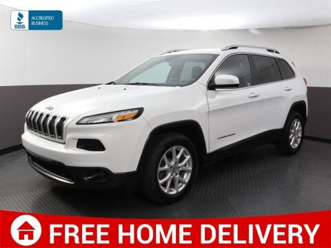 2017 Jeep Cherokee for sale at Florida Fine Cars - West Palm Beach in West Palm Beach FL