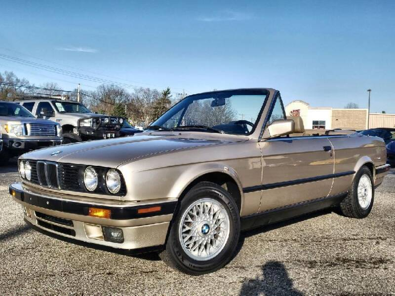 1992 BMW 3 Series for sale in Fairfield, OH