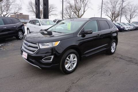 2018 Ford Edge for sale at Ideal Wheels in Sioux City IA