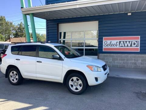 2012 Toyota RAV4 for sale at Select AWD in Provo UT