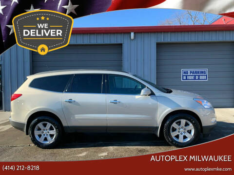2011 Chevrolet Traverse for sale at Autoplex 3 in Milwaukee WI