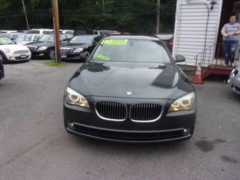 2010 BMW 7 Series for sale at Balic Autos Inc in Lanham MD