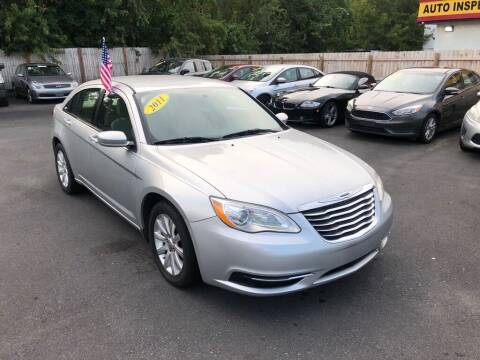 2011 Chrysler 200 for sale at Auto Revolution in Charlotte NC