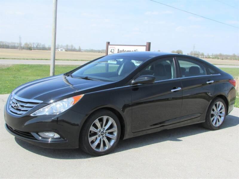 2011 Hyundai Sonata for sale at 42 Automotive in Delaware OH