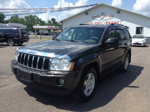 2005 Jeep Grand Cherokee for sale at Steves Auto Sales in Cambridge MN
