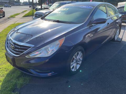 2012 Hyundai Sonata for sale at Cars for Less in Phenix City AL