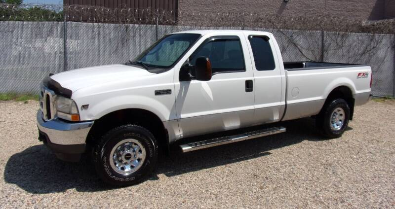 2004 Ford F-250 Super Duty for sale at Amazing Auto Center in Capitol Heights MD