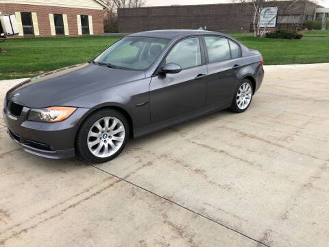 2008 BMW 3 Series for sale at Renaissance Auto Network in Warrensville Heights OH