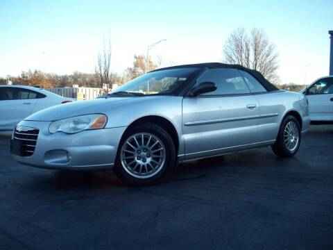 2005 Chrysler Sebring for sale at Whitney Motor CO in Merriam KS