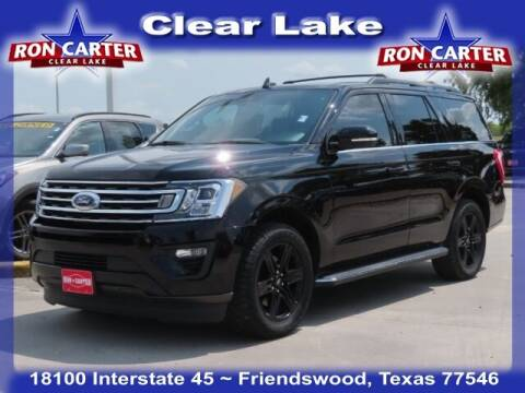 2021 Ford Expedition for sale at Ron Carter  Clear Lake Used Cars in Houston TX