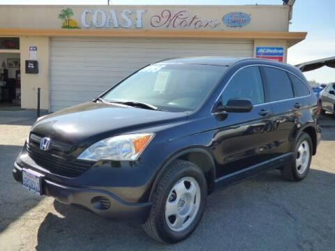 2008 Honda CR-V for sale at Coast Motors in Arroyo Grande CA