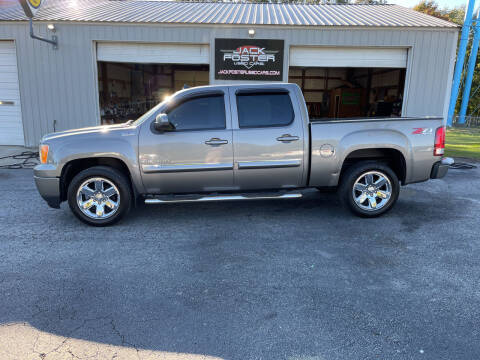 2013 GMC Sierra 1500 for sale at Jack Foster Used Cars LLC in Honea Path SC