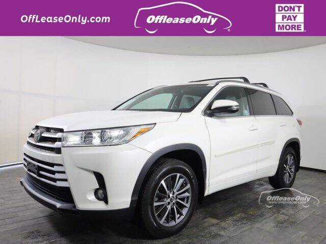 2018 Toyota Highlander for sale in Miami, FL