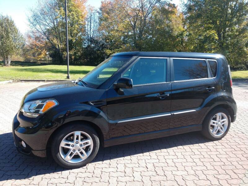 2011 Kia Soul for sale at CARS PLUS in Fayetteville TN