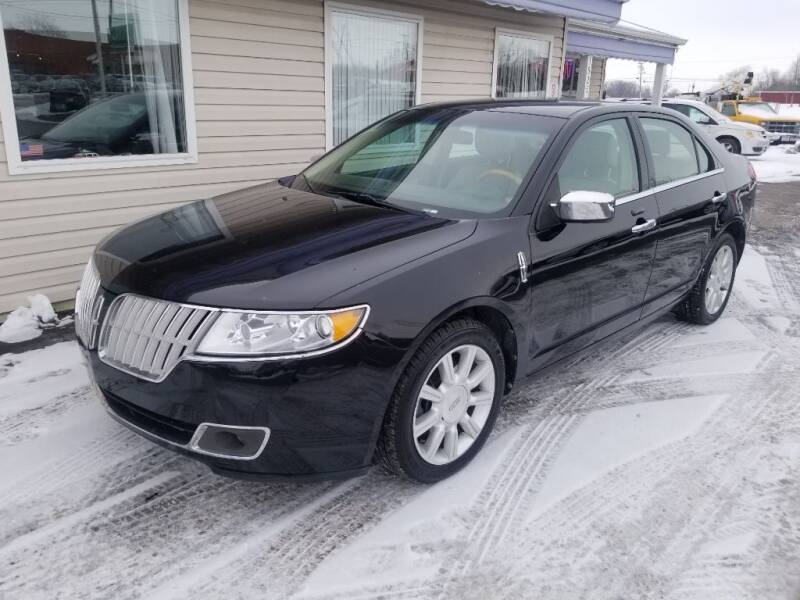 2012 Lincoln MKZ for sale at Larry Schaaf Auto Sales in Saint Marys OH