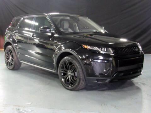 2017 Land Rover Range Rover Evoque for sale at DeluxeNJ.com in Linden NJ