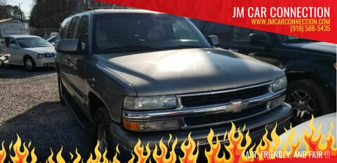 2003 Chevrolet Suburban for sale at JM Car Connection in Wendell NC