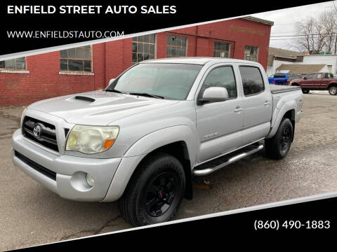 2008 Toyota Tacoma for sale at ENFIELD STREET AUTO SALES in Enfield CT