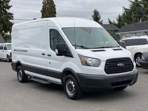 2017 Ford Transit Cargo for sale at Lux Motors in Tacoma WA