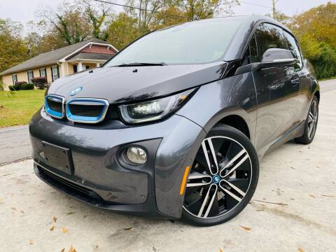 2017 BMW i3 for sale at Cobb Luxury Cars in Marietta GA