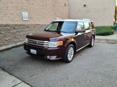2010 Ford Flex for sale at SafeMaxx Auto Sales in Placerville CA