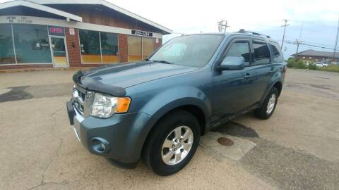 2012 Ford Escape for sale at AutoBoss PRE-OWNED SALES in Saint Clairsville OH