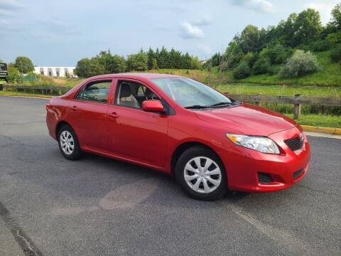 2010 Toyota Corolla for sale at Lexton Cars in Sterling VA