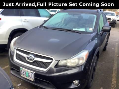 2013 Subaru XV Crosstrek for sale at Royal Moore Custom Finance in Hillsboro OR