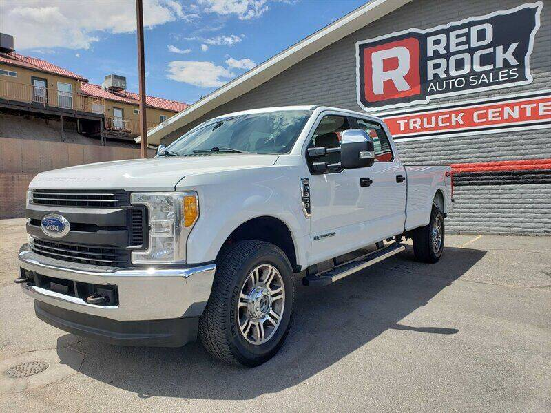 2017 Ford F-350 Super Duty for sale at Red Rock Auto Sales in Saint George UT