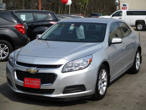 2014 Chevrolet Malibu for sale at Bill Leggett Automotive, Inc. in Columbus OH