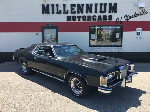 1973 Mercury Cougar for sale at Millennium Motorcars in Yorkville IL