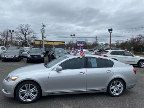 2007 Lexus GS 450h for sale at Primary Motors Inc in Commack NY